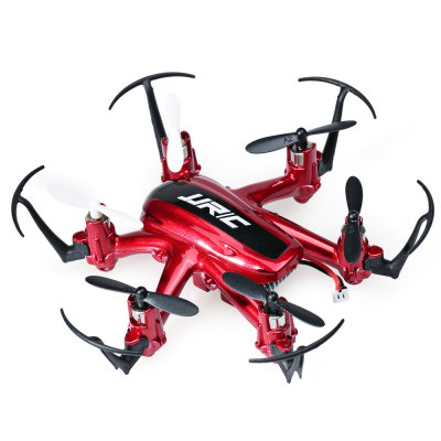 JJRC H20 HexacopterRC Quadcopters<br>JJRC H20 Hexacopter<br><br>Age: Above 14 years old<br>Brand: JJRC<br>Built-in Gyro: Yes<br>Channel: 4-Channels<br>Detailed Control Distance: 20~25m<br>Features: Radio Control<br>Flying Time: 5~6mins<br>Functions: With light, Up/down, Sideward flight, Forward/backward, 3D rollover, Hover<br>Kit Types: RTF<br>Level: Beginner Level<br>Material: Plastic, Electronic Components<br>Mode: Mode 2 (Left Hand Throttle)<br>Model Power: Built-in rechargeable battery<br>Motor Type: Brushed Motor<br>Package Contents: 1 x Hexacopter, 1 x Remote Control, 1 x 150MAH Li-Po Battery, 1 x USB Charging Cable, 6 x Propeller, 1 x Screwdriver, 1 x Manual ( English + Chinese )<br>Package size (L x W x H): 14.50 x 8.10 x 10.80 cm / 5.71 x 3.19 x 4.25 inches<br>Package weight: 0.2100 kg<br>Radio Mode: Mode 2 (Left-hand Throttle)<br>Remote Control: 2.4GHz Wireless Remote Control<br>Transmitter Power: 2 x 1.5V AA battery(not included)<br>Type: Hexacopter