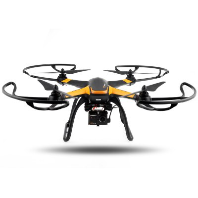 Hubsan H109S X4 PRO 5.8G DroneRC Quadcopters<br>Hubsan H109S X4 PRO 5.8G Drone<br><br>Age: Above 14 years old<br>Brand: Hubsan<br>Built-in Gyro: Yes<br>Channel: 7-Channels<br>Detailed Control Distance: About 1500m<br>Flying Time: 20-25min<br>Functions: Up/down, Turn left/right, One Key Taking Off, GPS location tracking, FPV, Forward/backward, Camera, Automatic Return<br>Kit Types: RTF<br>Level: Advanced Level<br>Motor Type: Brushless Motor<br>Package Contents: 1 x RC Quadcopter ( Battery Included ), 1 x Transmitter, 1 x EU Charger, 2 x Landing Gear, 1 x Camera, 1 x 1-axis Brushless Gimbal<br>Package size (L x W x H): 62.00 x 54.00 x 33.00 cm / 24.41 x 21.26 x 12.99 inches<br>Package weight: 6.4000 kg<br>Product size (L x W x H): 30.00 x 30.00 x 20.00 cm / 11.81 x 11.81 x 7.87 inches<br>Product weight: 5.6000 kg<br>Remote Control: 2.4GHz Wireless Remote Control<br>Size: Large<br>Type: Quadcopter