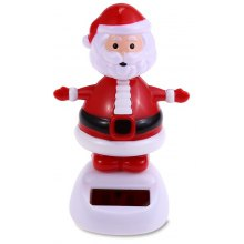Solar Shaking Santa Claus Environment-friendly Ornamentation