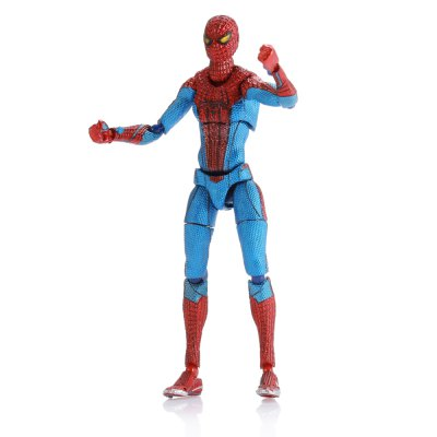6.3 inch Movable Joint PVC + ABS Action Figure