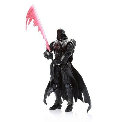 10.8 inch PVC + ABS Movable Joint Action Figure