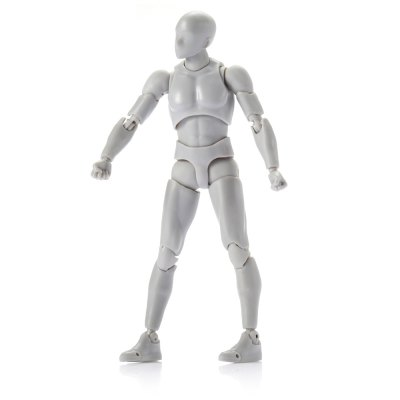 15cm Action Figure Doll Deluxe VersionMovies &amp; TV Action Figures<br>15cm Action Figure Doll Deluxe Version<br><br>Completeness: Finished Goods<br>Gender: Unisex<br>Materials: PVC<br>Package Contents: 1 x Doll Set<br>Package size: 19.00 x 4.00 x 19.00 cm / 7.48 x 1.57 x 7.48 inches<br>Package weight: 0.2500 kg<br>Product size: 5.50 x 2.00 x 14.00 cm / 2.17 x 0.79 x 5.51 inches<br>Stem From: Japan<br>Theme: Robot
