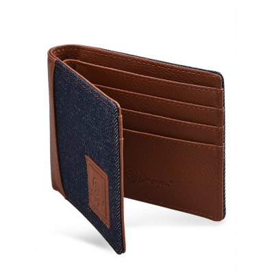Douguyan QB013 WalletCoin Purse &amp; Card Holder<br>Douguyan QB013 Wallet<br><br>Brand: Douguyan<br>Material: Canvas, Leather<br>Package Size(L x W x H): 13.50 x 2.00 x 12.00 cm / 5.31 x 0.79 x 4.72 inches<br>Package weight: 0.1400 kg<br>Packing List: 1 x Douguyan QB013 Wallet<br>Product Size(L x W x H): 11.50 x 1.00 x 10.00 cm / 4.53 x 0.39 x 3.94 inches<br>Product weight: 0.1000 kg