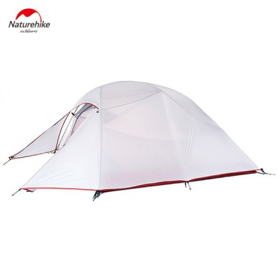 Naturehike 20D 380T Silicone Waterproof Camping Tent for 3 - 4 Persons