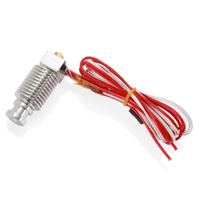 E3D - V6 0.2mm 3D Printer Extruder Hot End Full Kit