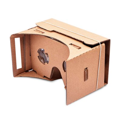 DIY VR 3D Google Mobile Phone Cardboard Glasses Kit for iPhone / Samsung / Google Nexus 6Novelty Toys<br>DIY VR 3D Google Mobile Phone Cardboard Glasses Kit for iPhone / Samsung / Google Nexus 6<br><br>Available Color: Brown<br>Material: Paper, Resin<br>Package Contents: 1 x DIY Google Paperboard Mobile Phone 3D Glasses Virtual Reality for iPhone Samsung Google Nexus 6, 1 x Rubber band, 2 x Magnets ( d=2cm ), 2 x Lens ( d=2.3cm ), 4 x Velcro<br>Package size (L x W x H): 17.00 x 12.00 x 5.00 cm / 6.69 x 4.72 x 1.97 inches<br>Package weight: 0.1600 kg<br>Product size (L x W x H): 15.00 x 10.50 x 3.20 cm / 5.91 x 4.13 x 1.26 inches