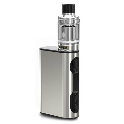 Gearbest Original Eleaf iStick QC 200W with MELO 300 Kit - SILVER