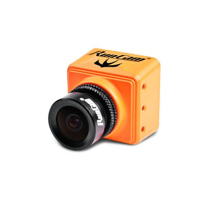 RunCam Swift Mini 600TVL CCD FPV CameraCamera<br>RunCam Swift Mini 600TVL CCD FPV Camera<br><br>Brand: RunCam<br>FPV Equipments: FPV Mini Camera<br>Package Contents: 1 x Camera, 1 x Aluminum Bracket, 1 x ABS Bracket, 1 x Set of Screws, 1 x 5D Menu Cable, 1 x 3-pin FPV Silicone Cable, 1 x 2-pin Extension Cord for Menu Cable, 1 x English Manual<br>Package size (L x W x H): 9.60 x 7.50 x 6.00 cm / 3.78 x 2.95 x 2.36 inches<br>Package weight: 0.1440 kg<br>Product size (L x W x H): 2.23 x 2.20 x 2.70 cm / 0.88 x 0.87 x 1.06 inches<br>Product weight: 0.0120 kg<br>Sensor: CCD