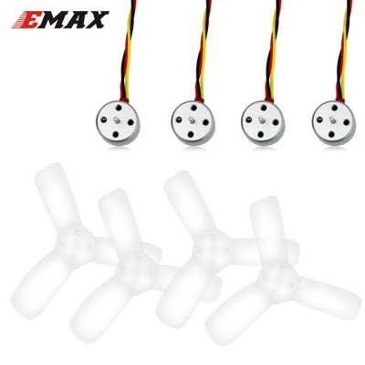 EMAX RS1104 5250KV Mini Brushless Motor Set