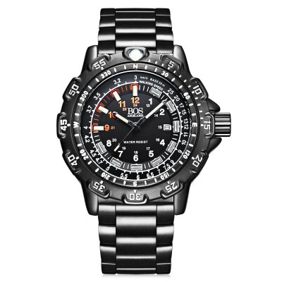 AngelaBos 8015G Luminous Men Quartz WatchMens Watches<br>AngelaBos 8015G Luminous Men Quartz Watch<br><br>Available Color: Black<br>Band material: Alloys<br>Band size: 26.00 x 2.20 cm / 10.24 x 0.87 inches<br>Case material: Ceramic<br>Clasp type: Pin buckle<br>Dial size: 4.50 x 4.50 x 1.40 cm / 1.77 x 1.77 x 0.55 inches<br>Display type: Analog<br>Movement type: Quartz watch<br>Package Contents: 1 x AngelaBos 8015G Men Quartz Watch<br>Package size (L x W x H): 11.00 x 7.00 x 8.00 cm / 4.33 x 2.76 x 3.15 inches<br>Package weight: 0.3030 kg<br>Product size (L x W x H): 26.00 x 4.50 x 1.40 cm / 10.24 x 1.77 x 0.55 inches<br>Product weight: 0.1540 kg<br>Shape of the dial: Round<br>Special features: Date, Luminous<br>Watch style: Casual, Fashion, Trends in outdoor sports<br>Watches categories: Male table