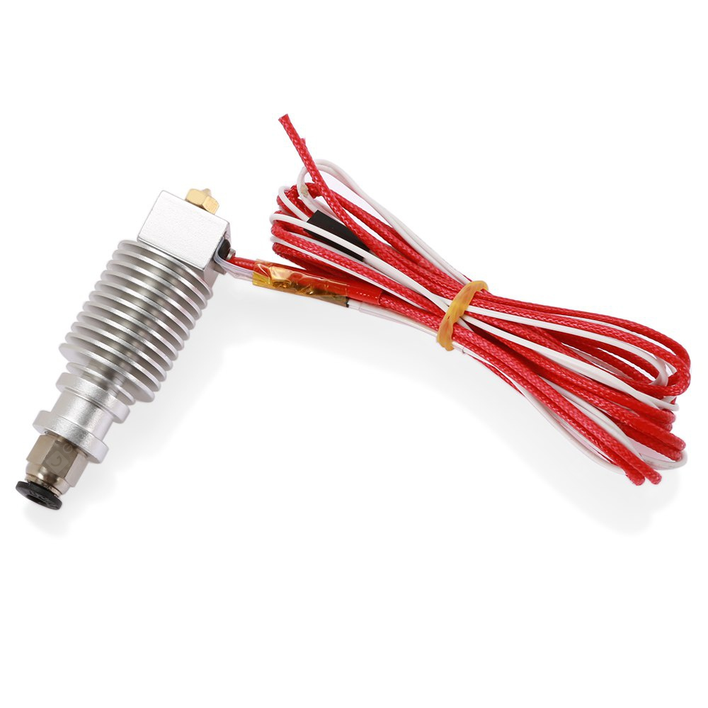 E3D V6 0.2mm Extruder Hot End Kit for 3D Printer