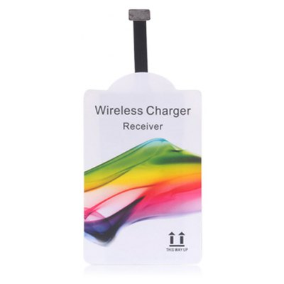 Qi Wireless Charging Receiver for iOS Devices