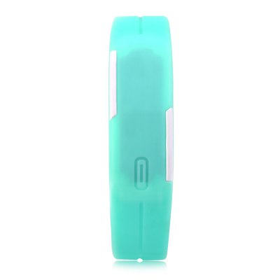 LED Watch Date Red Digital Rectangle Dial Rubber BandSports Watches<br>LED Watch Date Red Digital Rectangle Dial Rubber Band<br><br>Available Color: Black,Blue,Gray,Orange,Purple,Red,White<br>Band material: Rubber<br>Clasp type: Pin buckle<br>Display type: Digital<br>Movement type: Digital watch<br>Package Contents: 1 x Watch<br>Package size (L x W x H): 24.00 x 2.80 x 1.90 cm / 9.45 x 1.1 x 0.75 inches<br>Package weight: 0.0380 kg<br>People: Unisex table<br>Product size (L x W x H): 23.00 x 1.80 x 0.90 cm / 9.06 x 0.71 x 0.35 inches<br>Product weight: 0.0280 kg<br>Shape of the dial: Rectangle<br>Special features: Date<br>The band width: 1.8 cm / 0.71 inches<br>The dial diameter: 1.8 cm / 0.71 inches<br>The dial thickness: 0.9 cm / 0.35 inches<br>Watch style: LED, Fashion&amp;Casual