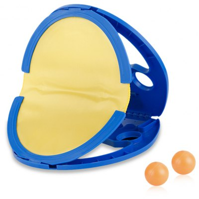 Novelty Outdoor Hand Grasping Ball Table Tennis Sport Exercise Toy for Children