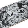 cheap Oxelo Four Wheels Skateboard with Printing Pattern