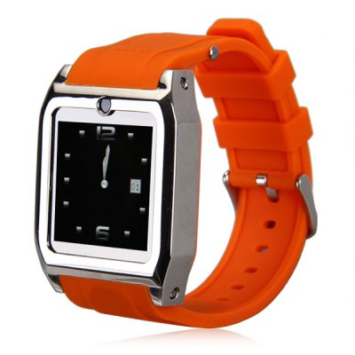 1.5 inch TW530 Quad Band Watch Phone Bluetooth Camera JAVA