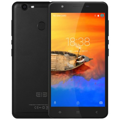 Elephone C1X 4G Phablet Android 6.0 5.5 inch