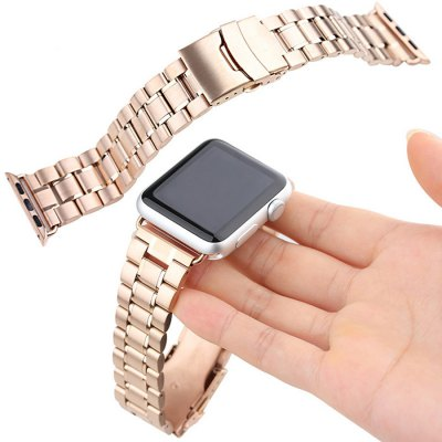 Stainless Steel Band Watch Strap for Apple Watch iWatch 42mm