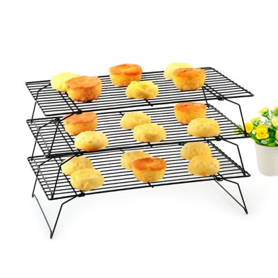 Cake Biscuit Stackable Cooling Rack от GearBest.com INT