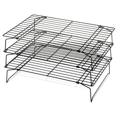 Cake Biscuit Stackable Collapsible Cooling Rack