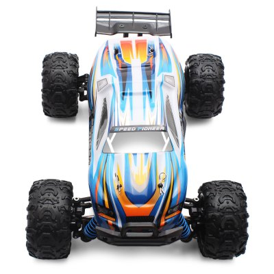 PXtoys 9302 1:18 Off-road RC Racing Car - RTRRC Cars<br>PXtoys 9302 1:18 Off-road RC Racing Car - RTR<br><br>Brand: PXtoys<br>Charging Time: 120 Minutes<br>Detailed Control Distance: About 50m<br>Drive Type: 4 WD<br>Features: Radio Control<br>Material: Electronic Components, Plastic, PVC, TPR<br>Motor Type: Brushed Motor<br>Package Contents: 1 x RC Car, 1 x Transmitter, 1 x 7.4V 850mAh Lithium-ion Battery, 1 x USB Charging Cable, 1 x English Manual<br>Package size (L x W x H): 46.80 x 24.50 x 12.80 cm / 18.43 x 9.65 x 5.04 inches<br>Package weight: 1.6330 kg<br>Product size (L x W x H): 27.50 x 19.00 x 9.00 cm / 10.83 x 7.48 x 3.54 inches<br>Product weight: 1.3340 kg<br>Proportion: 1:18<br>Racing Time: 20mins<br>Remote Control: 2.4GHz Wireless Remote Control<br>Transmitter Power: 3 x 1.5V AA battery (not included)<br>Type: Monster Truck