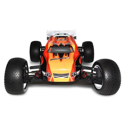 ZD Racing 08423 V2 1:8 RC Racing Truck - RTRRC Cars<br>ZD Racing 08423 V2 1:8 RC Racing Truck - RTR<br><br>Brand: ZD Racing<br>Car Power: Built-in rechargeable battery<br>Channel: 3-Channels<br>Charging Time: 240 minutes<br>Control Distance: 200 - 500m<br>Drive Type: 4 WD<br>Features: Radio Control<br>Motor Type: Brushless Motor<br>Package Contents: 1 x RC Truck, 1 x Transmitter, 1 x Charger, 1 x Pack of Accessories, 1 x English Manual<br>Package size (L x W x H): 68.50 x 45.00 x 22.00 cm / 26.97 x 17.72 x 8.66 inches<br>Package weight: 5.8420 kg<br>Product size (L x W x H): 55.00 x 43.00 x 20.50 cm / 21.65 x 16.93 x 8.07 inches<br>Product weight: 4.4000 kg<br>Proportion: 1:8<br>Racing Time: 15 - 20min<br>Remote Control: 2.4GHz Wireless Remote Control<br>Transmitter Power: 4 x 1.5V AA (not included)<br>Type: Racing Truck