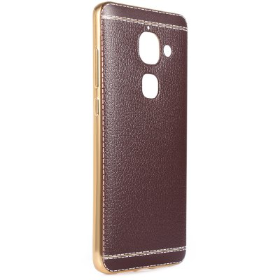 Luanke TPU Electroplated CaseCases &amp; Leather<br>Luanke TPU Electroplated Case<br><br>Brand: Luanke<br>Color: Black,Brown,Coffee<br>Compatible Model: LeEco Max 2<br>Features: Anti-knock, Back Cover<br>Material: TPU<br>Package Contents: 1 x Phone Case<br>Package size (L x W x H): 21.00 x 13.00 x 1.90 cm / 8.27 x 5.12 x 0.75 inches<br>Package weight: 0.0450 kg<br>Product Size(L x W x H): 15.80 x 7.90 x 0.90 cm / 6.22 x 3.11 x 0.35 inches<br>Product weight: 0.0210 kg<br>Style: Modern, Cool, Pattern