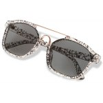 cheap 1201 UV-resistant Sunglasses with Pattern Frame