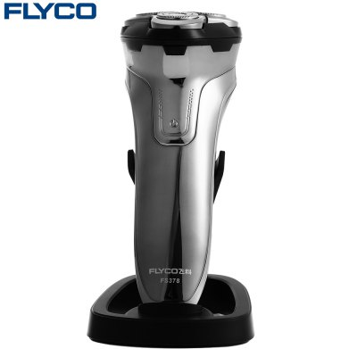 FLYCO FS378 3D Floating Shaver Rechargeable Electric Razor