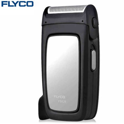 FLYCO FS628 Small Rechargeable Reciprocating Electric Shaver