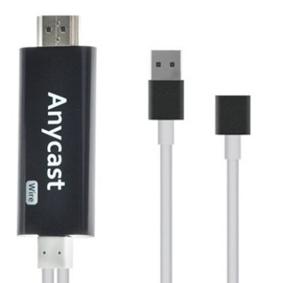 Anycast Wire i7 Digital TV Receiver Stick Linux OS