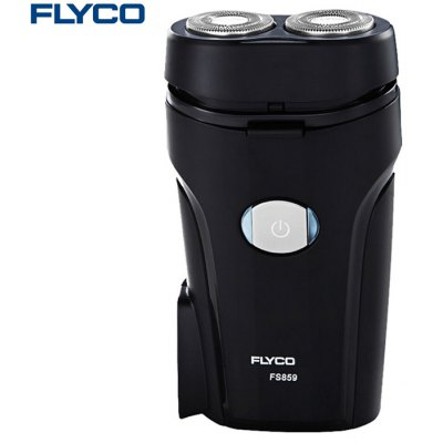 FLYCO FS859 Rotatable Dual Head Electric Shaver
