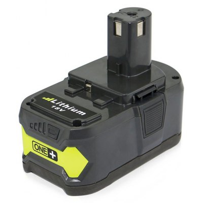 4.0Ah 18 Volt Lithium Ion  Replacement Battery