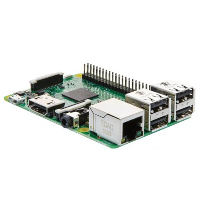 Raspberry Pi Model 3 B Motherboard  -  CHINESE VERSION  GREEN-vente flash