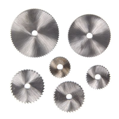 7PCS Circular Saw Blade Cutting Disk High Speed Steel Tool  цены