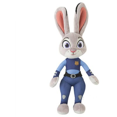 Plush Doll Rabbit Judy Animal Series Stuffed Toy Home Decoration Great Gift