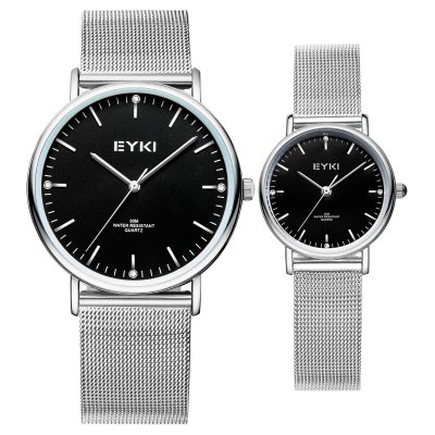 EYKI Casual Couple Watches