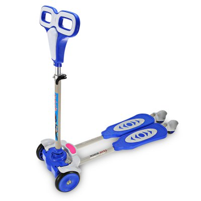 BUBUAN BBA-H1L Frog Scooter with Four Wheel