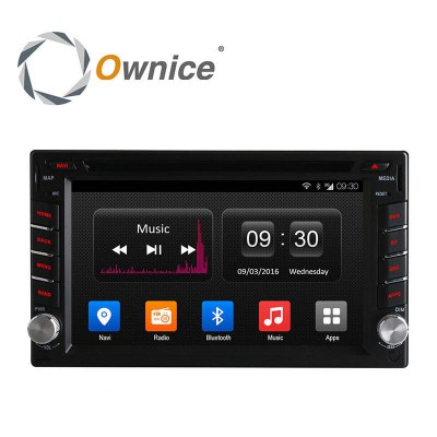 Ownice C300 OL - 6666T Android 4.4 6.2 pollici GPS per Auto Lettore DVD