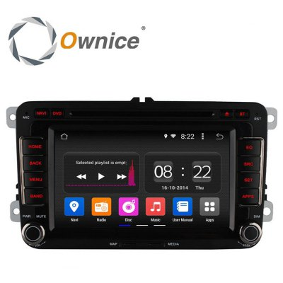 Ownice C180 - OL - 7991B Android 4.4.2 7.0 inch Car GPS DVD Multi-media Player
