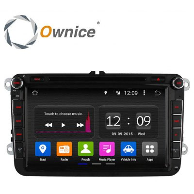 Ownice C180 - OL - 8992B Android 4.4.2 8.0 inch Car GPS DVD Multi-media Player
