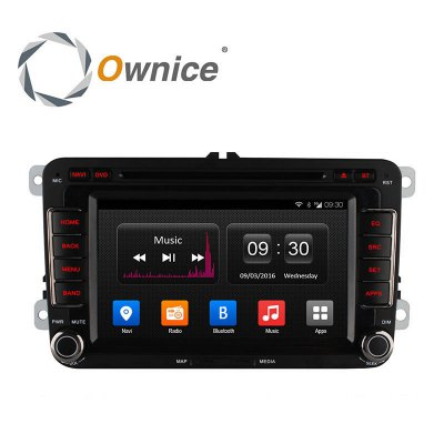 Ownice OL - 7991T Bluetooth 7.0 inch Car DVD Player