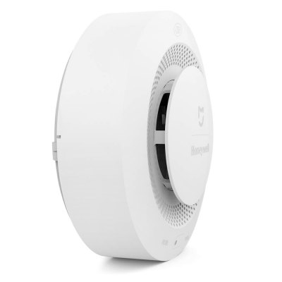 Xiaomi mijia Honeywell Fire Alarm DetectorAlarm Systems<br>Xiaomi mijia Honeywell Fire Alarm Detector<br><br>Brand: Xiaomi<br>Color: White<br>Material: Plastic<br>Model: mijia Honeywell<br>Package Contents: 1 x Fire Alarm Detector<br>Package size (L x W x H): 12.00 x 5.00 x 3.50 cm / 4.72 x 1.97 x 1.38 inches<br>Package weight: 0.1700 kg<br>Product size (L x W x H): 9.00 x 3.60 x 2.50 cm / 3.54 x 1.42 x 0.98 inches<br>Product weight: 0.1000 kg