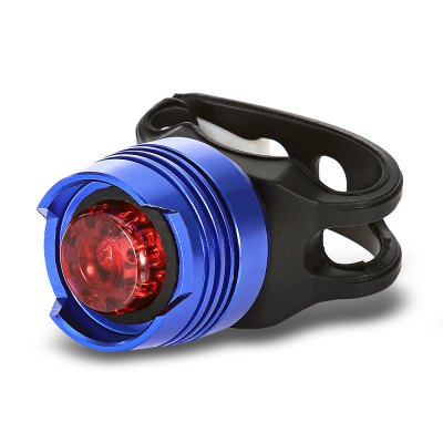 YH - 002 Waterproof Red LED Bicycle Rear Safety Light Tail Light Lamp