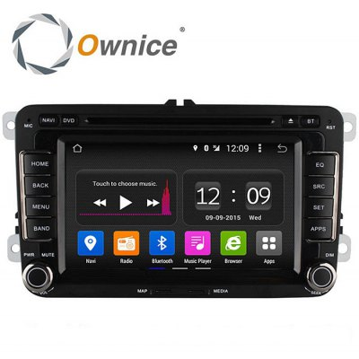 Ownice C180-OL-7991A Android 4.4.2 7.0 inch Car GPS DVD Multi-Media Player for Volkswagen