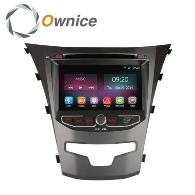 Ownice C200-OL-7763A Android 4.4.2 7.0 inch Car GPS DVD Multi-Media Player for Korando