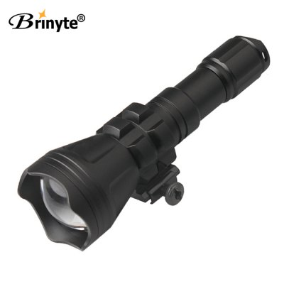 Brinyte B158 900Lm Cree XM L2 U4 Zooming LED Flashlight