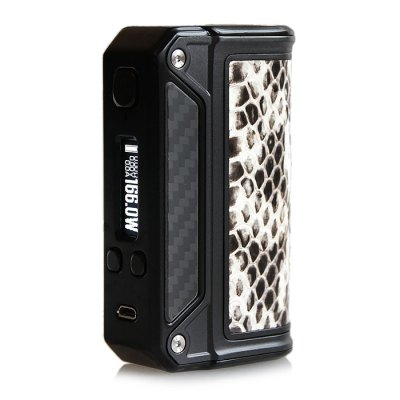 Gearbest Lost Vape Therion DNA 166W TC Box Mod for E Cigarette - CRYSTAL CREAM