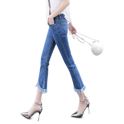 Female Flare Jeans