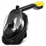 SMACO M2068G Full Face Snorkel Mask for Action Camera